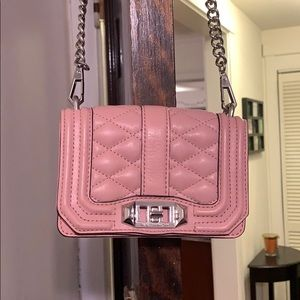 Rebecca Minkoff Quilted Mini Love Bag